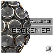 Broken EP By Digital Justice